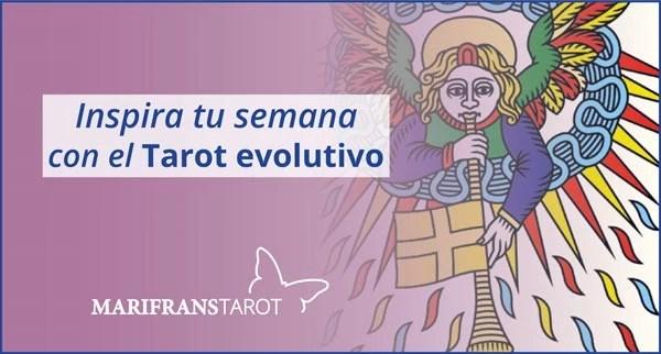 Briefing semanal tarot evolutivo 4 de febrero al 10 de febrero de 2019 en Marifranstarot