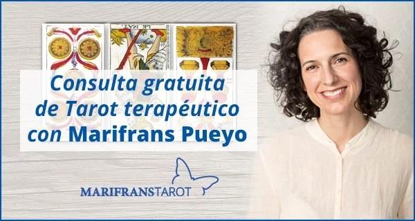 Consulta tarot terapéutico con Marifrans 15 de febrero 2019