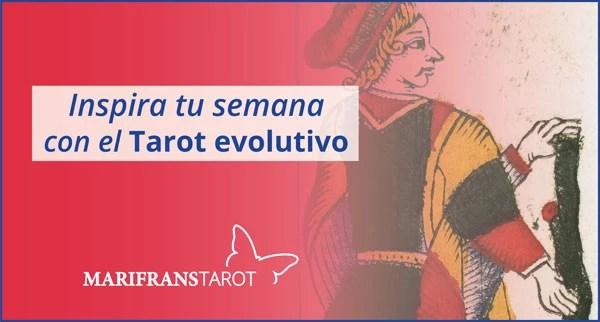 Briefing semanal tarot evolutivo 1 al 7 de abril de 2019 en Marifranstarot