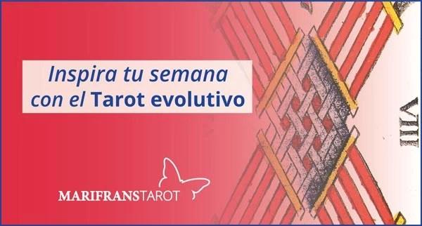 Briefing semanal tarot evolutivo 11 al 17 de marzo de 2019 en Marifranstarot