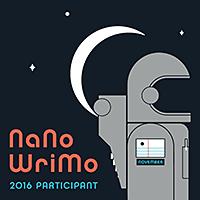 nanowrimo-participant