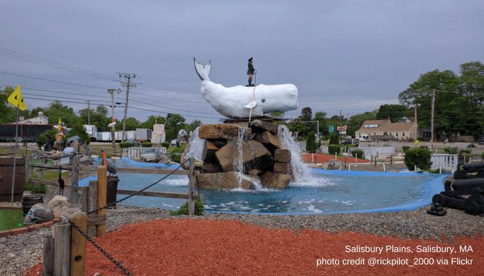 Welcome to Salisbury, Massachusetts