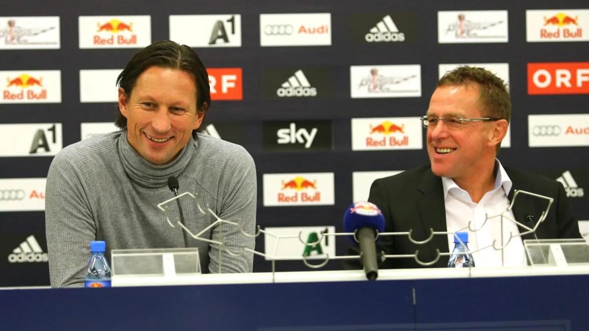 Red Bull Salzburg verlängert Vertrag von Trainer Roger Schmidt!