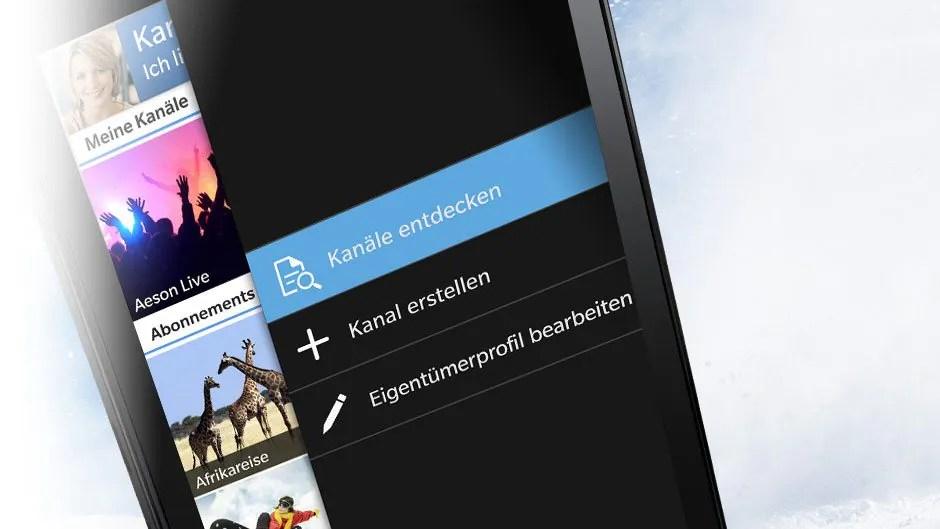 BBM bald auf Windows Phone!