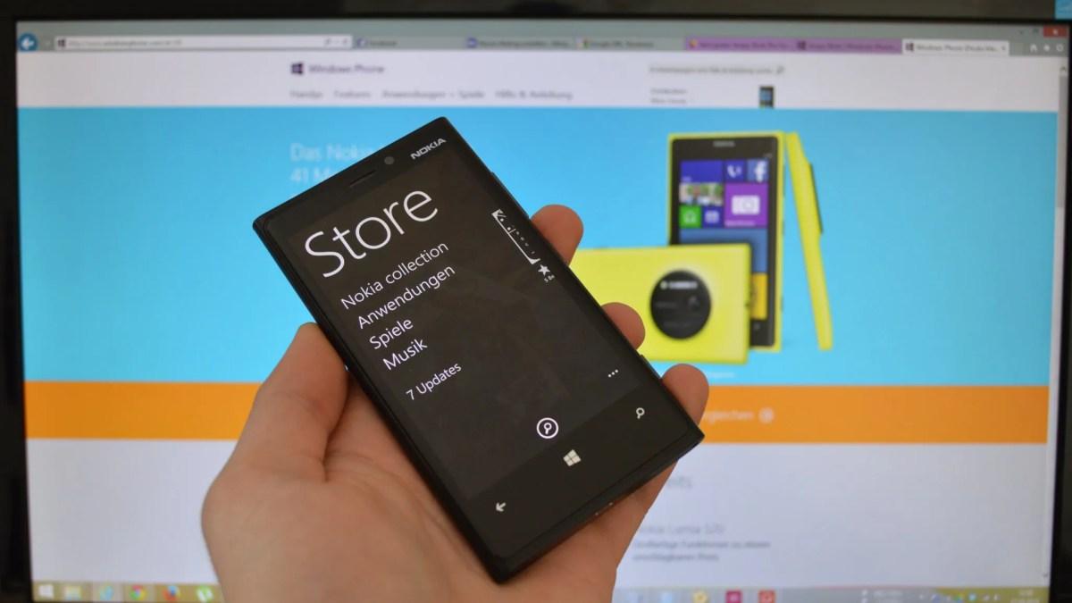 Windows Phone 8.1: Das ist der neue Store