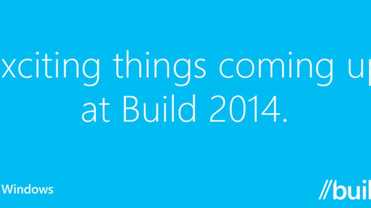 Build 2014: Kommentierter Livestream aus Deutschland