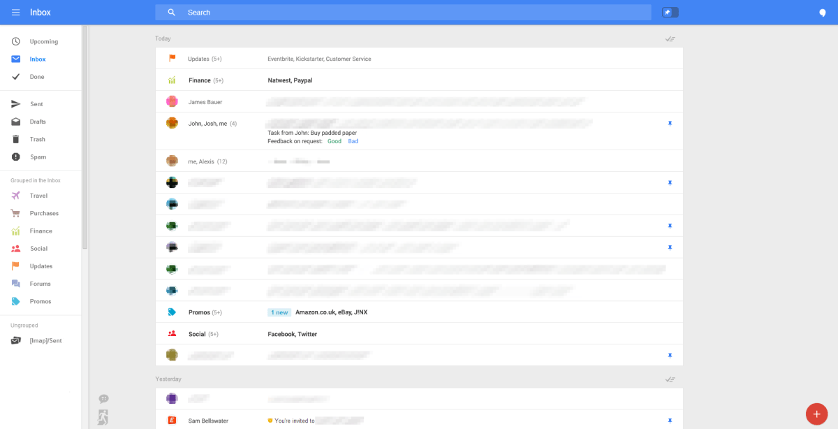 Gmail Neu