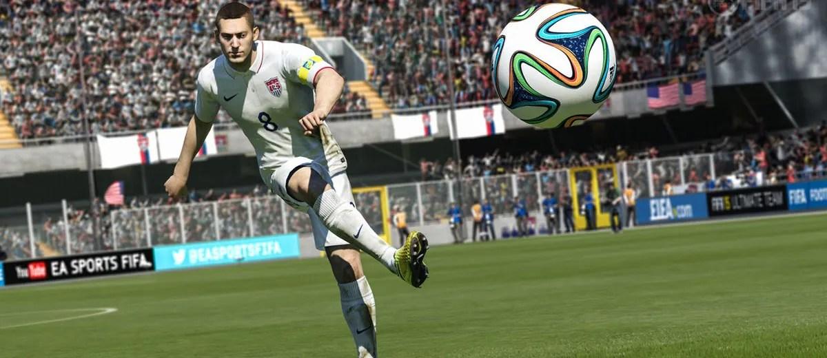 Vorfreude ist bekanntlich… FIFA 15 Trailer macht Lust auf mehr!