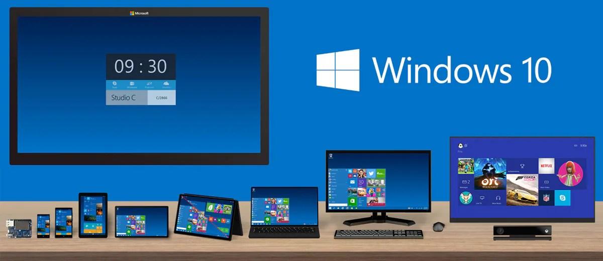 Das ist das neue Windows 10