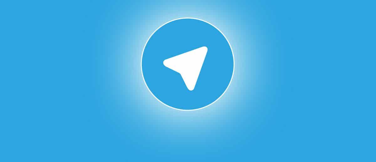 Material Design für Telegram-App