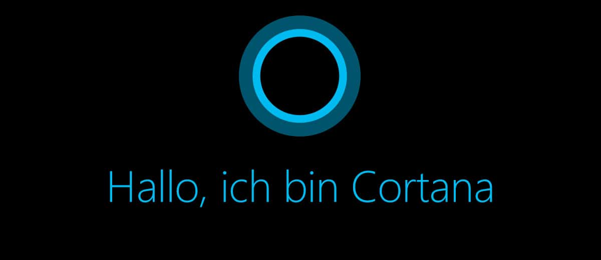 Hallo deutschsprachige Cortana!