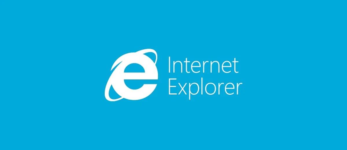 Internet Explorer, es war mir ein Volksfest
