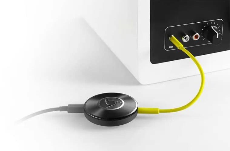 Neuer Chromecast bei Drei