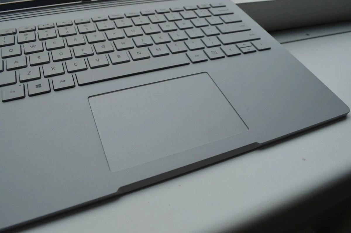 touchpadsurfacebook
