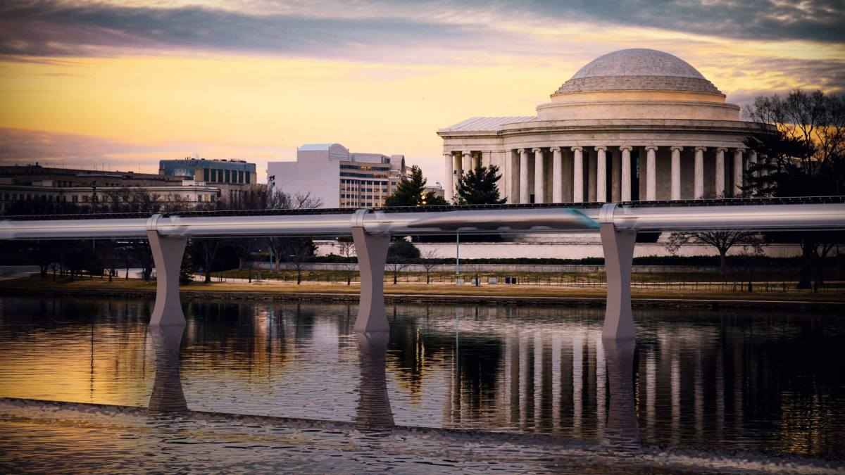 Hyperloop bald in Österreich?