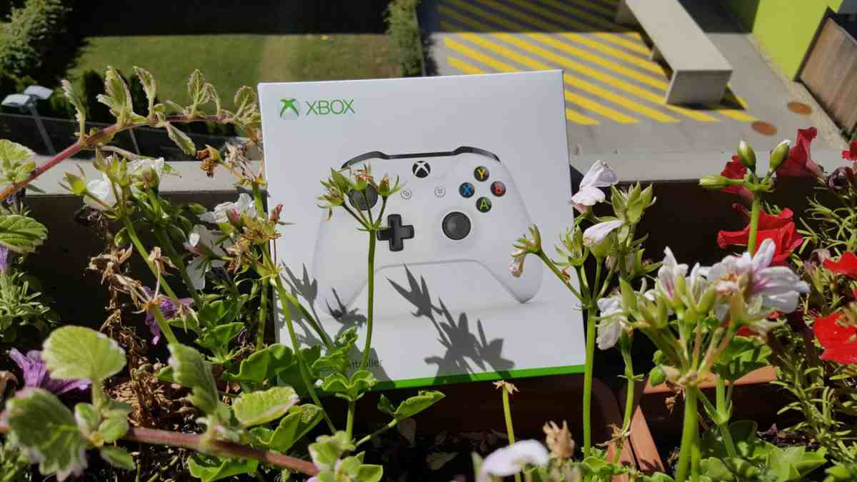 Xbox One Controller Unboxing & erster Eindruck