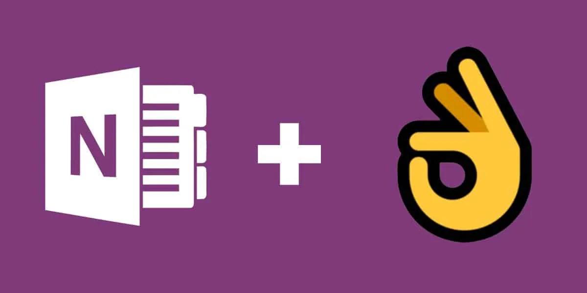 Emoji in OneNote nutzen? Ja, sicher 👍