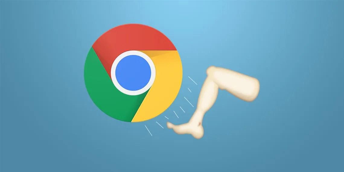 Es reicht! Weg mit Chrome und her mit den Alternativen!