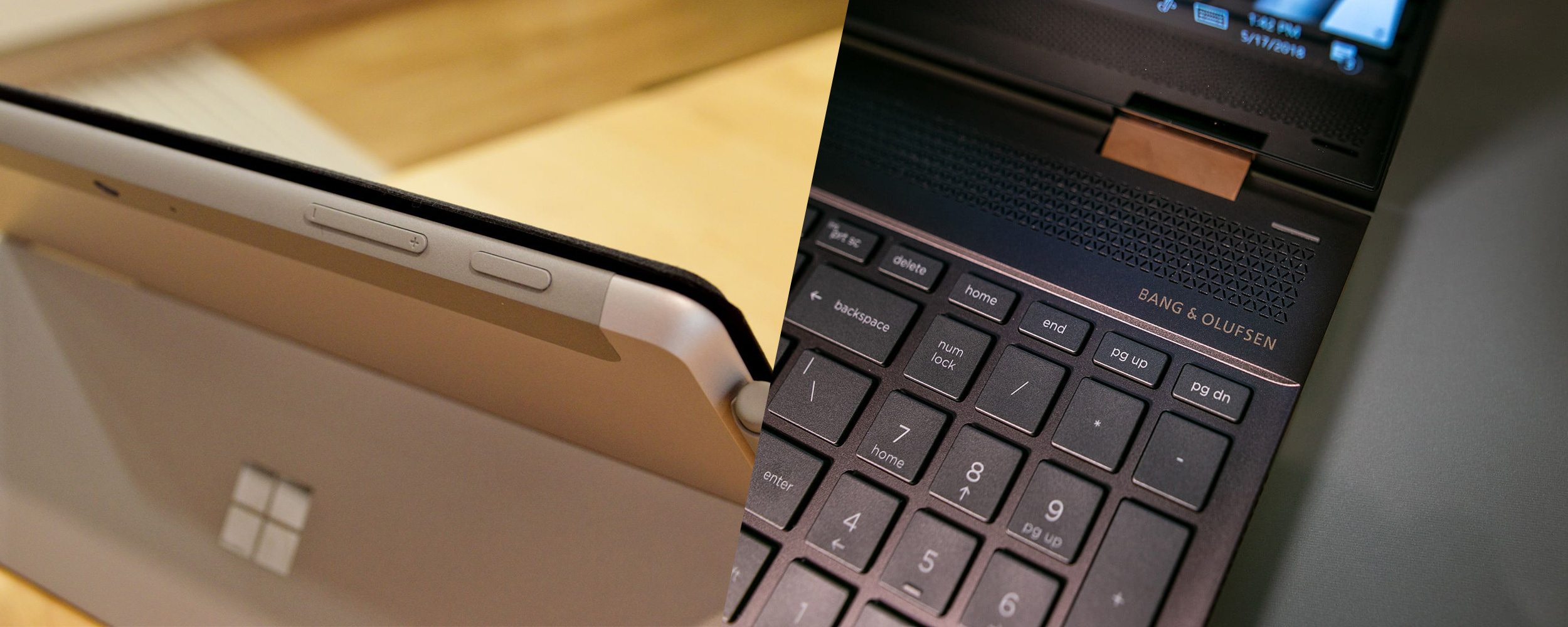 Spectre & Surface Go Reviews incoming!