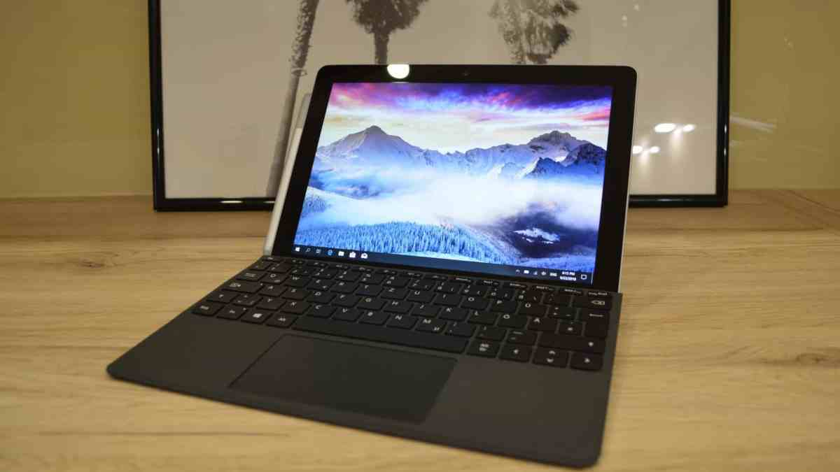 Preview: Microsoft Surface Go