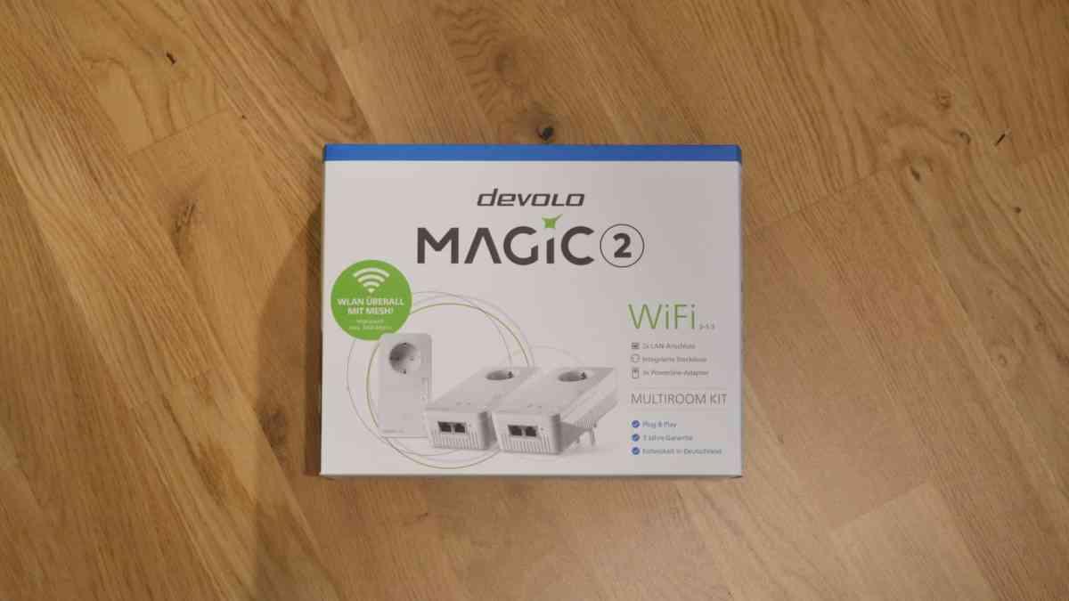 Devolo Magic 2: Erste Schritte, Einrichtung & erstes Fazit