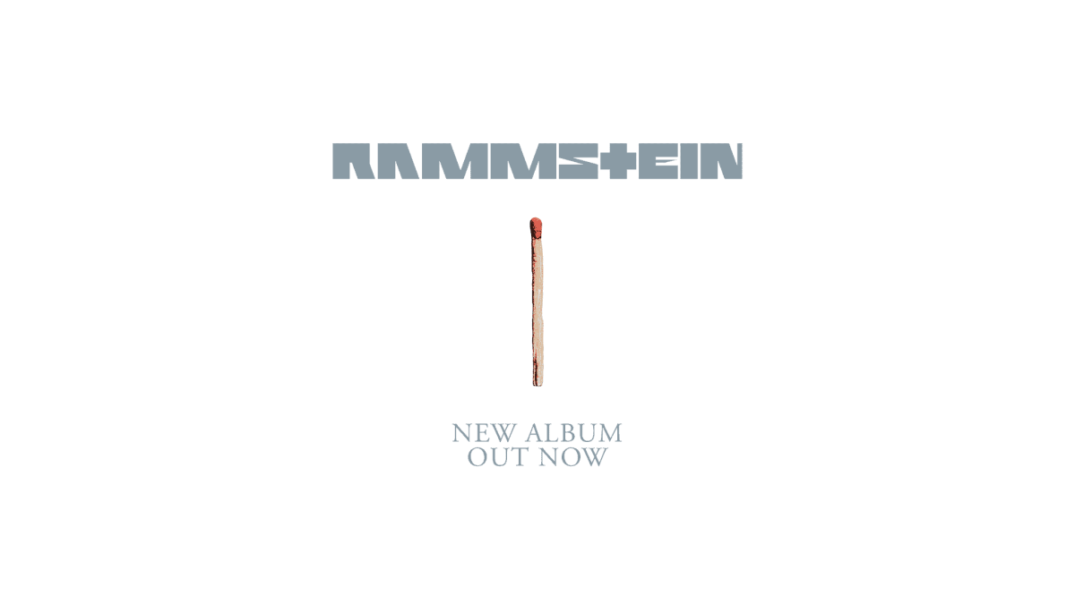 Rammstein veröffentlicht neues Album