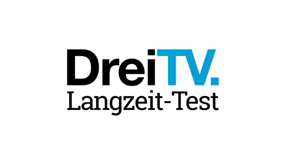 Langzeit-Test: Drei TV