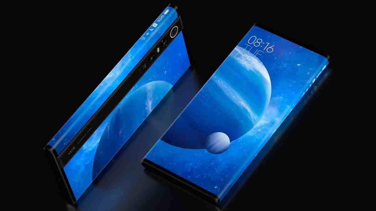 Xiaomi stellt Mi Mix Alpha vor