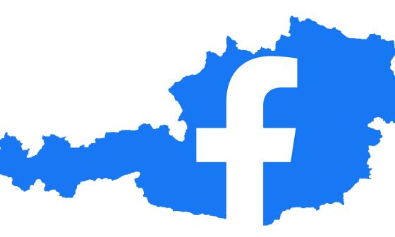 Facebook Nutzer in Österreich