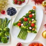 Christmas Tree Salad