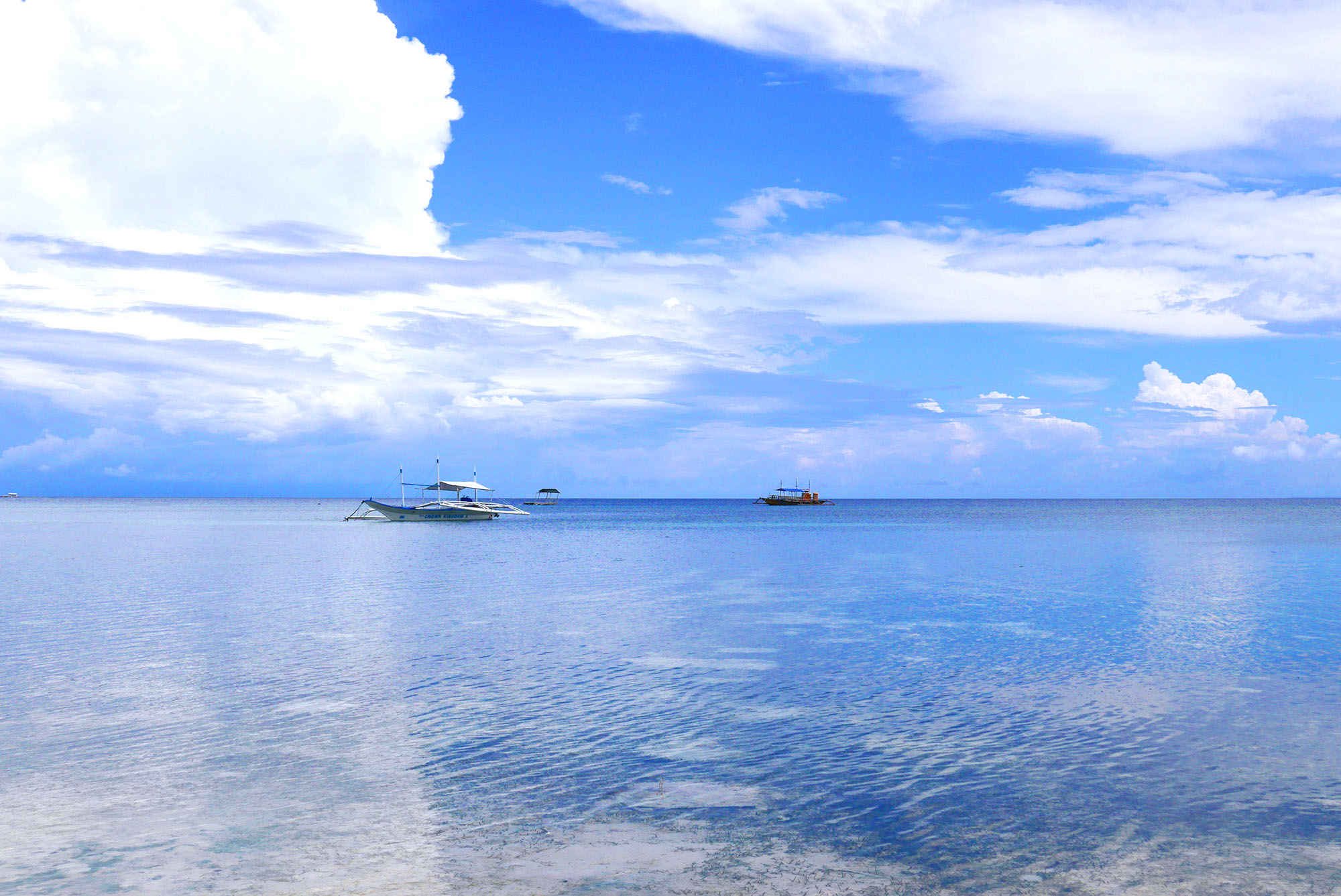 The Beach at Bellevue Bohol