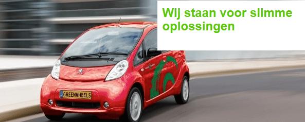Greenwheels slimme oplossingen