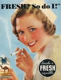 Tobacco Nurse is model for Marijuana Nurse