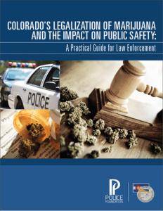 Marijuana guidebook colorado police foundation