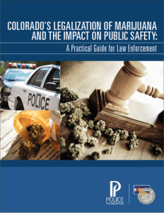 Marijuana guidebook colorado police foundation