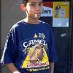 """Joe Camel"" the precursor to Big Marijuana's push to capture the youth market."