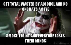 Double Standards with Joker