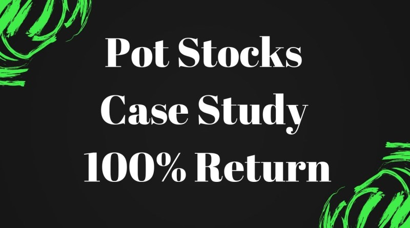 Cannabis stock options