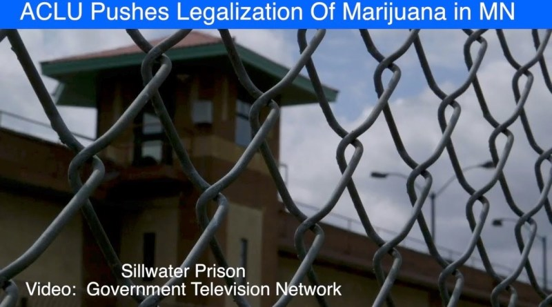 ACLU Pushes Full Legalization Of Marijuana In MN To Clear Prisons