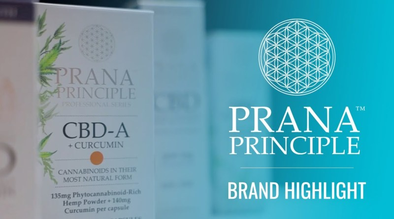 Prana Principle — Direct CBD Online Brand Highlight