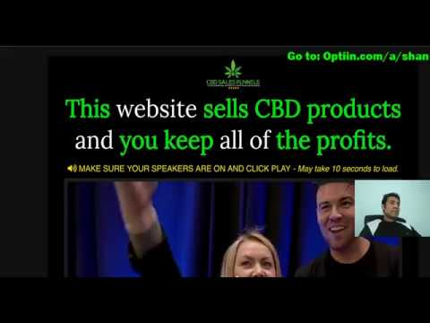 Best MLM CBd hemp worx funnel