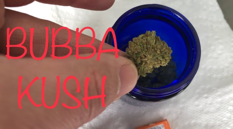 PLAIN JANE BUBBA KUSH CBD Flower Review