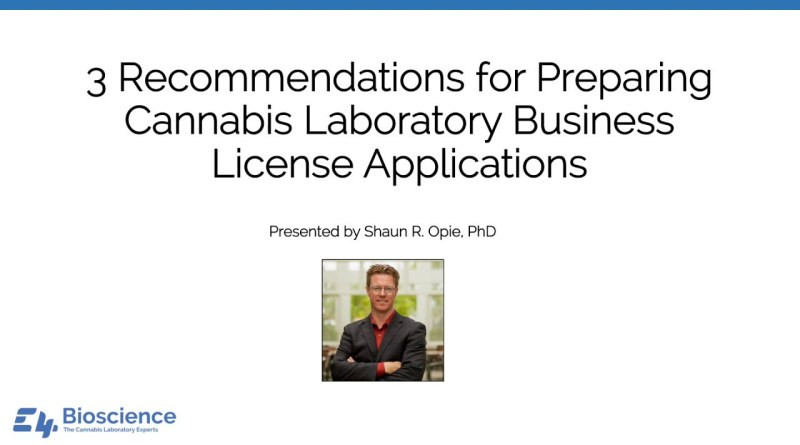 3 Cannabis Business License Application Recommendations