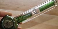 Chameleon Monsoon Water Pipe Review | Marijuana Games