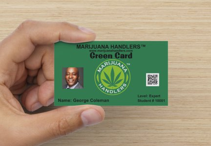 MARIJUANA HANDLERS™ GREEN CARD