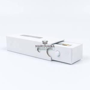 CBD Vape Cartridge Slider Box w/ Paper Insert 100% Recyclable