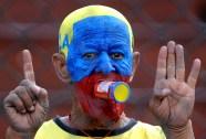 Colombia Peru Wcup Soccer
