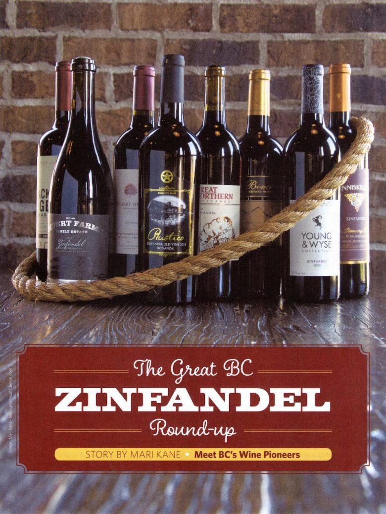 BC Zinfandel - Edible Vancouver