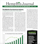 Hemp Biz Journal cover