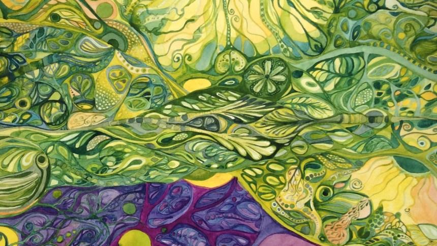 Inside Green 2 copyright Marika Reinke